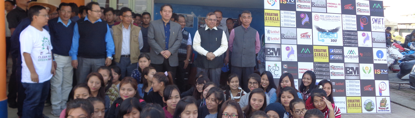 Hon'ble V.C., MU with Faculties and students on one day social service camp under NSS on 10th Nov., 2017